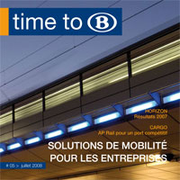 Time to B 5 - Juillet 2008