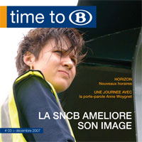 Time to B 3 - Décembre 2007
