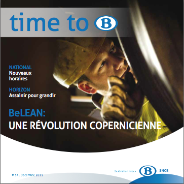 Time to B 14 - Janvier 2012