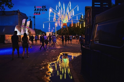 Les Ardentes 2018 - Atmosphere
